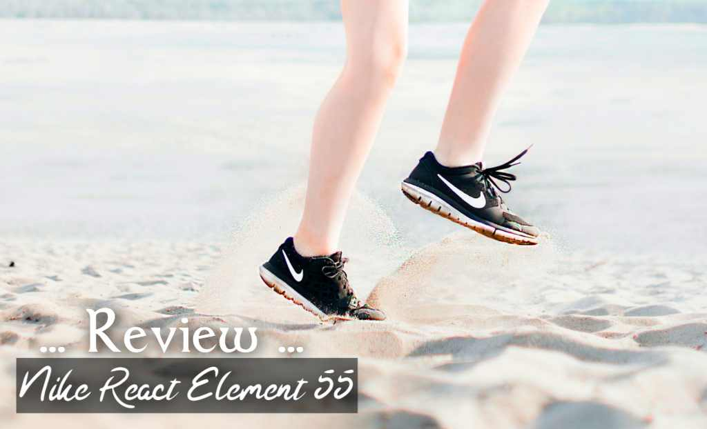 Nike React Element 55 review