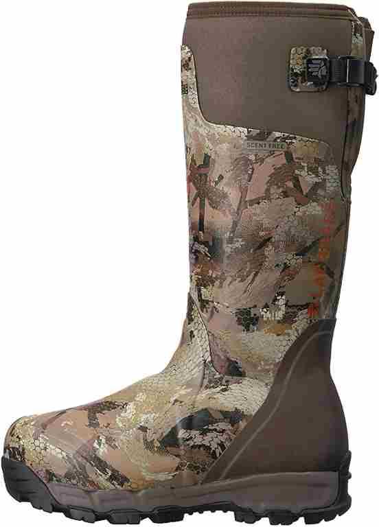 warmest hunting boots