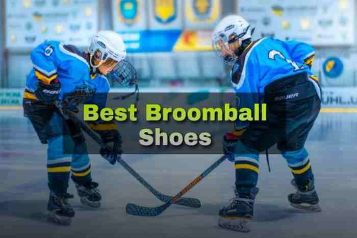 Best Broomball Shoes