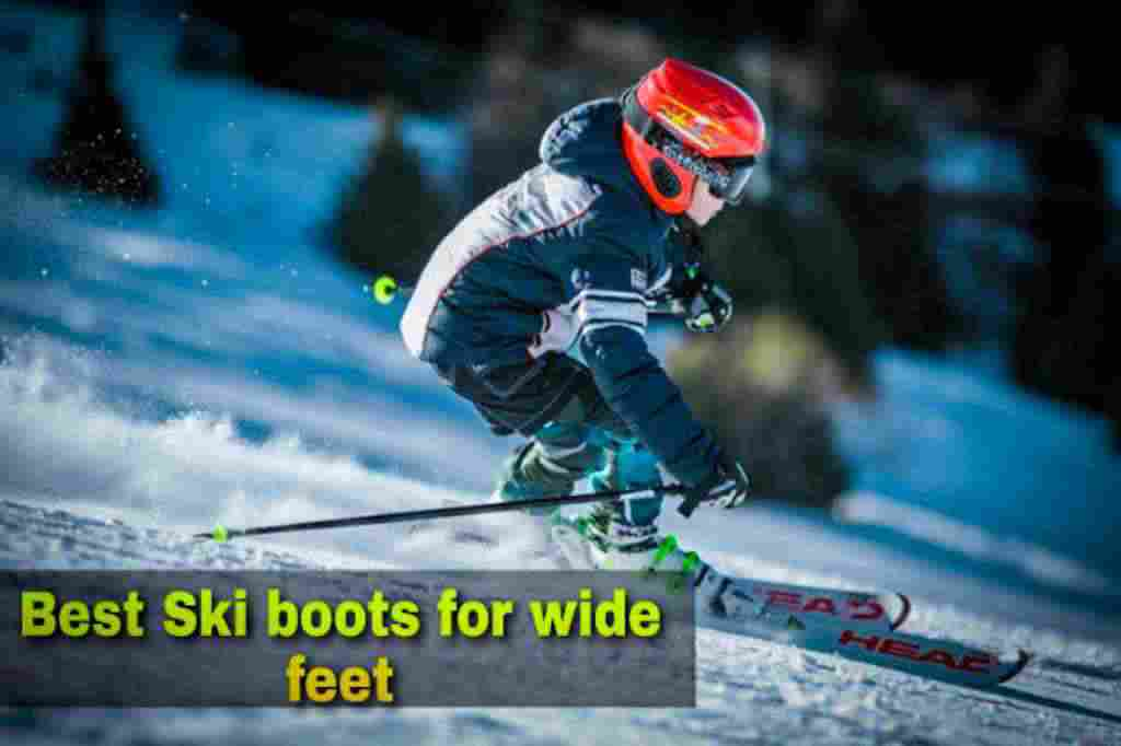 Best Ski boots for wide feet