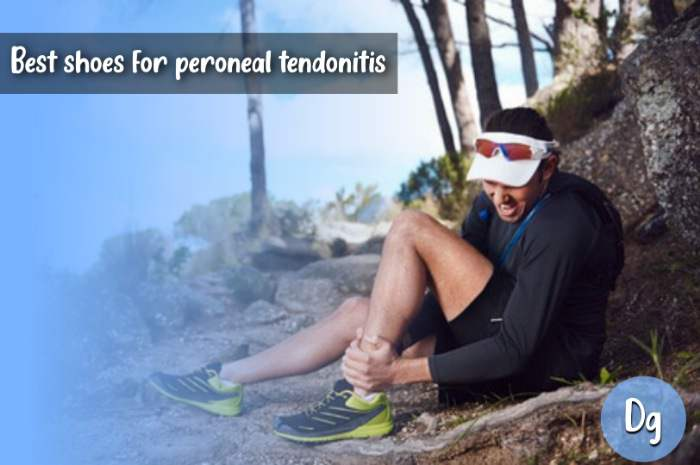 Best Shoes for Peroneal Tendonitis